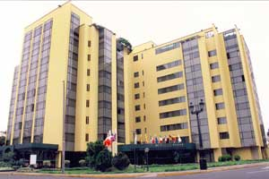 Hoteles lima san isidro for Appart hotel ibis